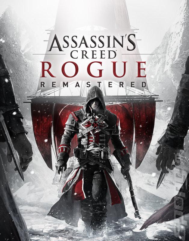 Assassin's Creed Rogue Remastered - PS4 Artwork