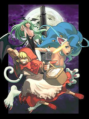 Dark Stalkers Chronicle: The Chaos Tower - PSP