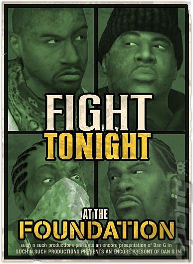 Def Jam Fight For New York: The Takeover - PSP Artwork