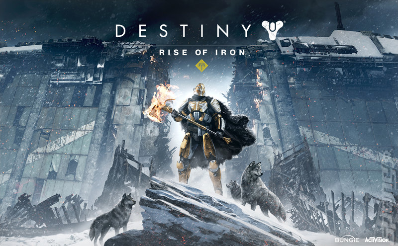 Destiny: Rise of Iron - PS4 Artwork