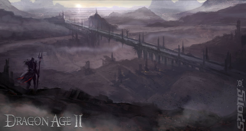 Dragon Age 2 - PS3 Artwork