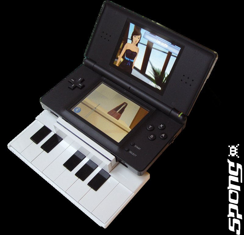 Easy Piano - DS/DSi Artwork