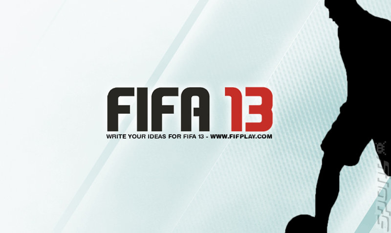 FIFA 13 - PC Artwork