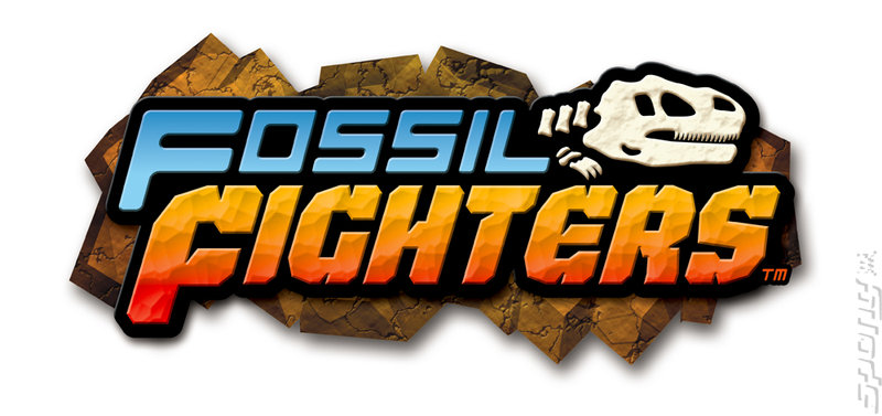 Fossil Fighters - DS/DSi Artwork