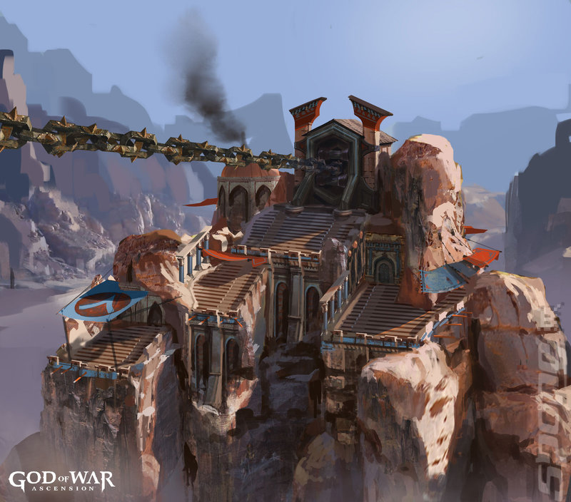 God of War: Ascension  Single Player Editorial image