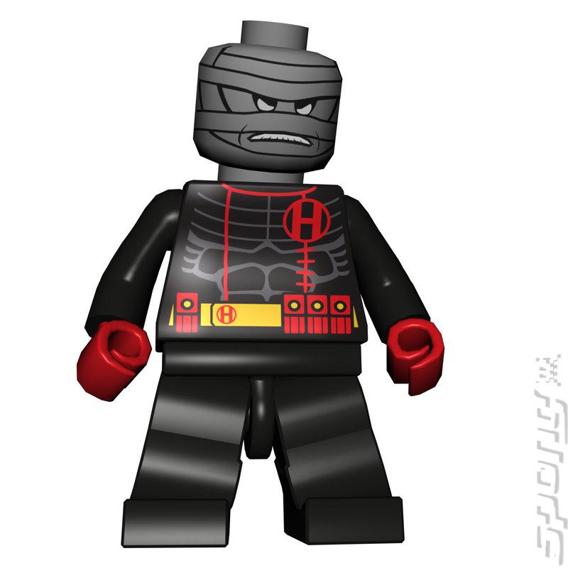 Скачать Lego Batman На Psp