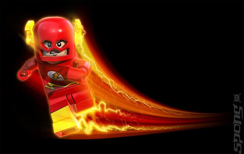 LEGO Batman 2: DC Super Heroes - PSVita Artwork