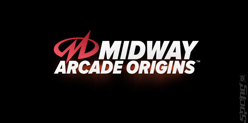 Midway Arcade Origins - PS3 Artwork