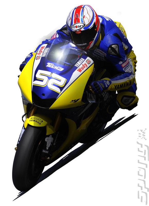 Artwork images: Moto GP '08 - Xbox 360 (5 of 19)