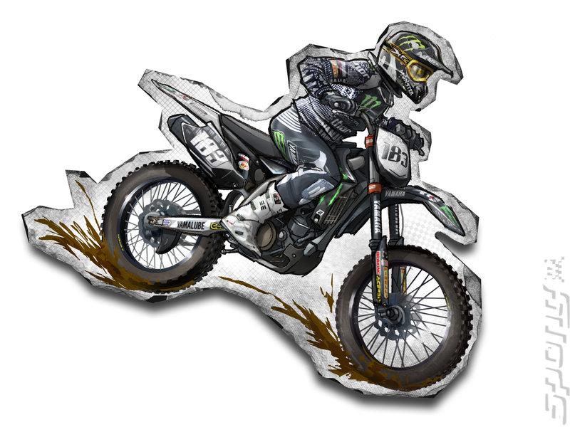 MUD: FIM Motocross World Championship - Xbox 360 Artwork