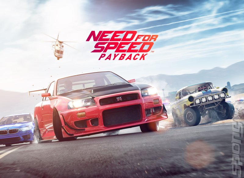 Need for Speed: Payback - Xbox One Artwork