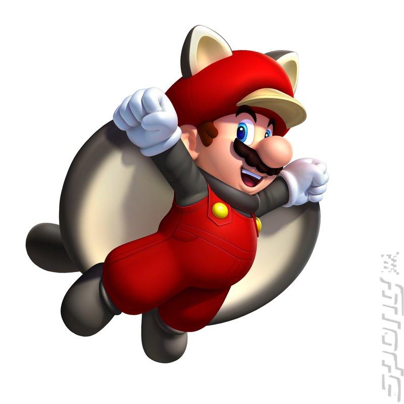 Artwork images: New Super Mario Bros. U - Switch (4 of 9)