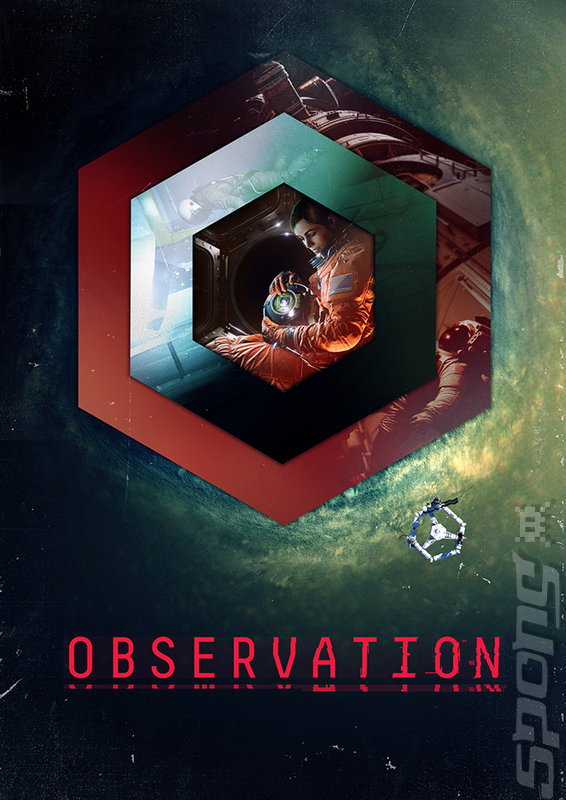 Observation - PS4 Artwork