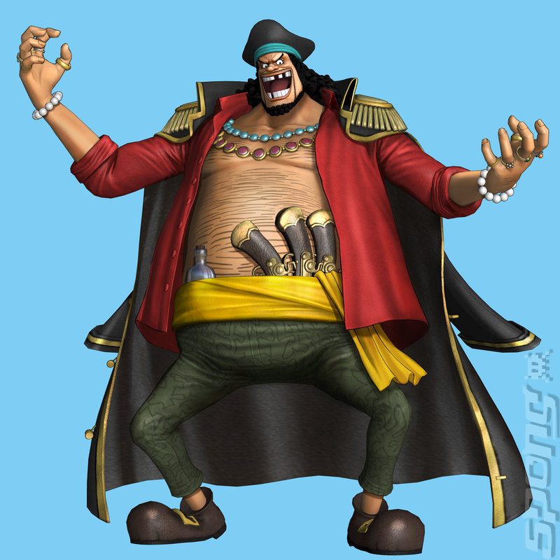 Artwork Images: One Piece: Pirate Warriors