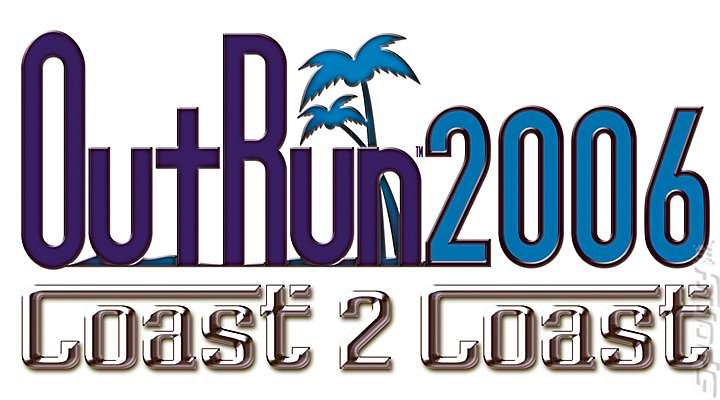 Outrun 2006: Coast 2 Coast - Xbox Artwork