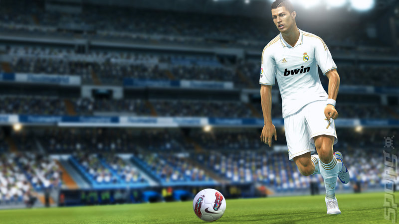 PES 2013 - PS3 Artwork