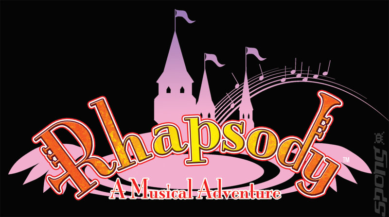 Rhapsody: A Musical Adventure - DS/DSi Artwork