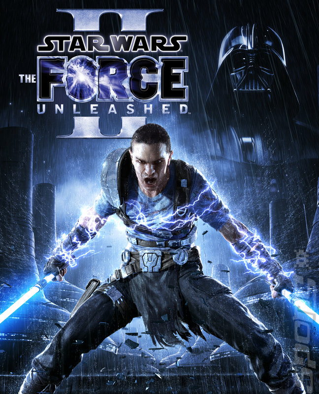 Star Wars: The Force Unleashed II - PS3 Artwork