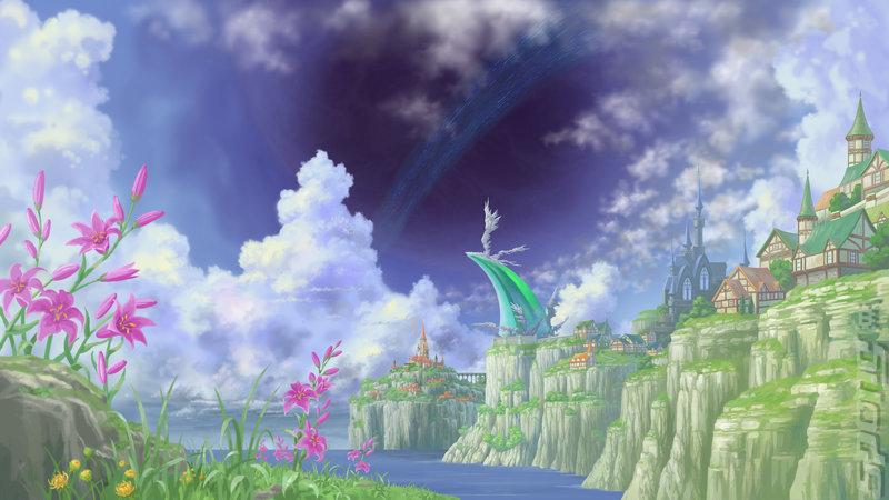 Tales of Graces f - PS3 Artwork