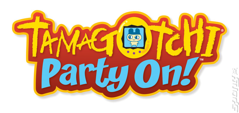 Tamagotchi Party On! - Wii Artwork