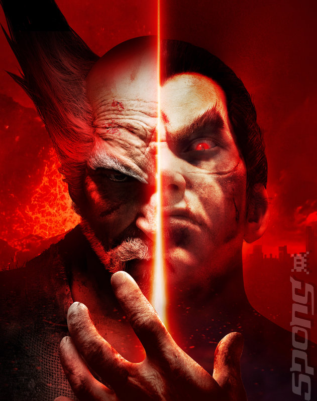 Tekken 7 - PS4 Artwork
