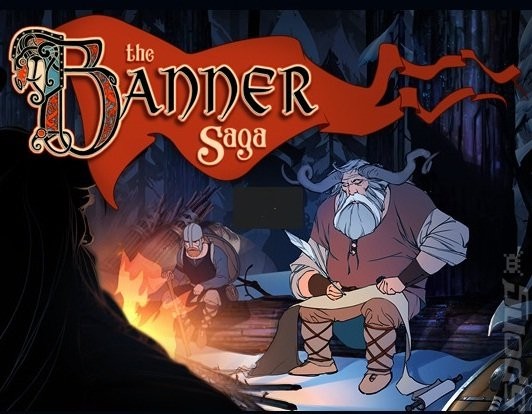 The Banner Saga Editorial image