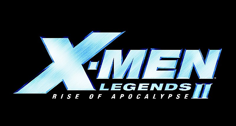 X-Men Legends II: Rise of Apocalypse - PSP Artwork