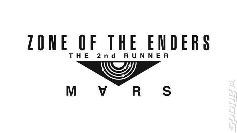 ZONE OF THE ENDERS: The 2nd RUNNER: MARS - PS4 Artwork
