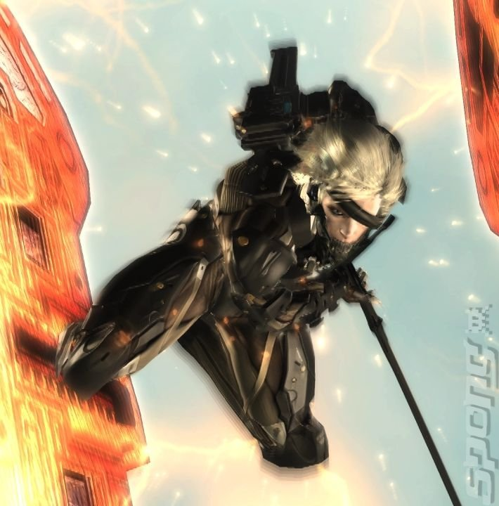Metal Gear Rising: Revengeance Editorial image