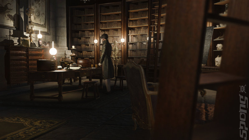 The Council Episode 2: Hide and Seek Editorial image