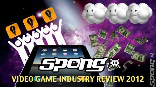 Games Industry Insights with Martyn Brown Editorial image