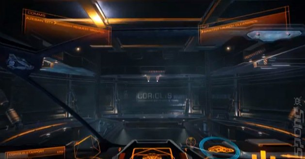 E3 2014 OnFilm: Classic Space Game Elite Anew