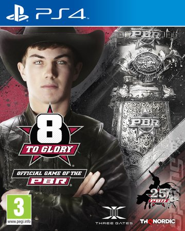 8 to Glory - PS4 Cover & Box Art