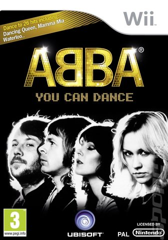 [WII] Abba: You Can Dance (2011) - ITA