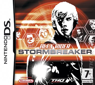 Alex Rider: Stormbreaker - DS