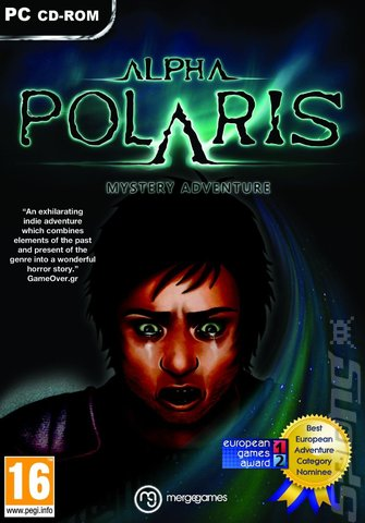 Alpha Polaris - PC Cover & Box Art