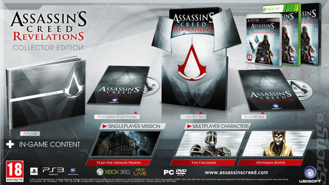 Covers Box Art Assassin S Creed Revelations Xbox 360 7 Of 10