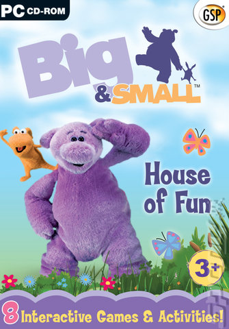 Big & Small House of Fun - PC Cover & Box Art