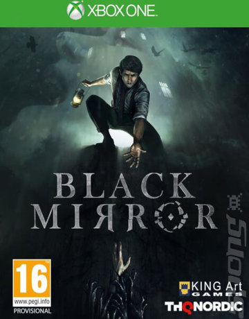Black Mirror - Xbox One Cover & Box Art
