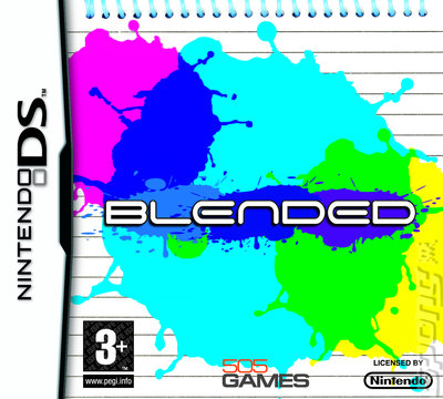 Blended - DS/DSi Cover & Box Art