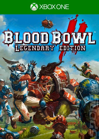Blood Bowl 2: Legendary Edition - Xbox One Cover & Box Art