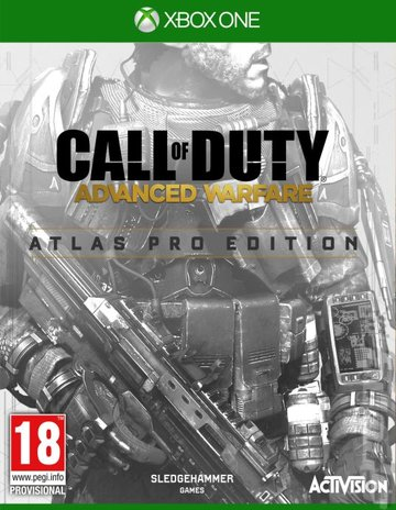 Covers & Box Art: Call of Duty: Advanced Warfare - Xbox ...