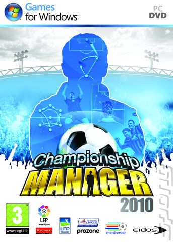 Championship Manager 2010 - PC Cover & Box Art