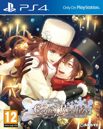 Code: Realize ~Wintertide Miracles~ - PS4 Cover & Box Art