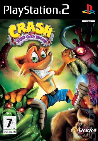 Crash: Mind over Mutant Xbox Ps3 Pc jtag rgh dvd iso Xbox360 Wii Nintendo Mac Linux