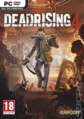 Dead Rising 4 - PC Cover & Box Art