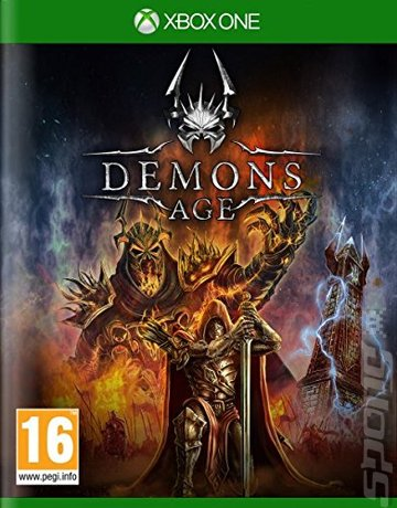 Demons Age - Xbox One Cover & Box Art