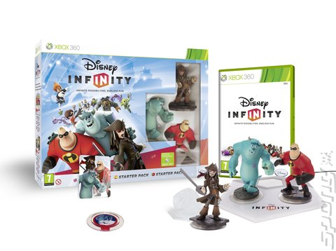 Covers Amp Box Art Disney Infinity Xbox 360 2 Of 3