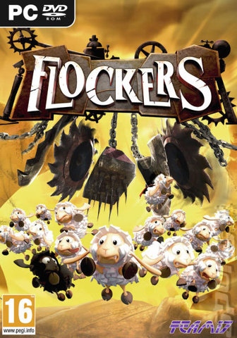 Flockers - PC Cover & Box Art
