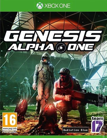 Genesis: Alpha One - Xbox One Cover & Box Art